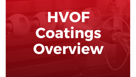 HVOF coatings overview