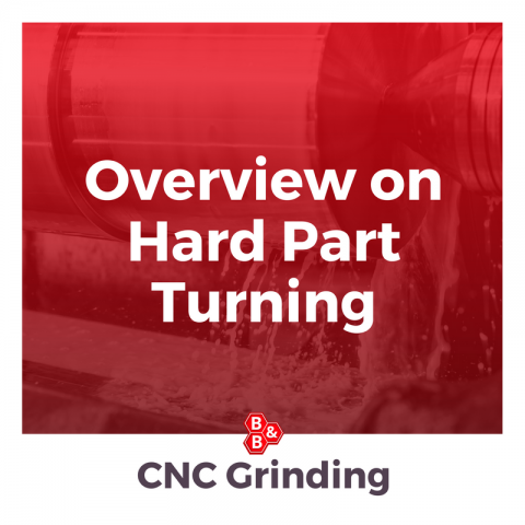 Overview on: Hard Part Turning