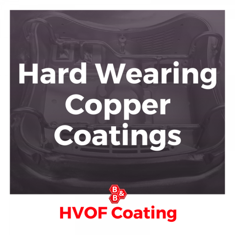 Hard Wearing Copper Coatings