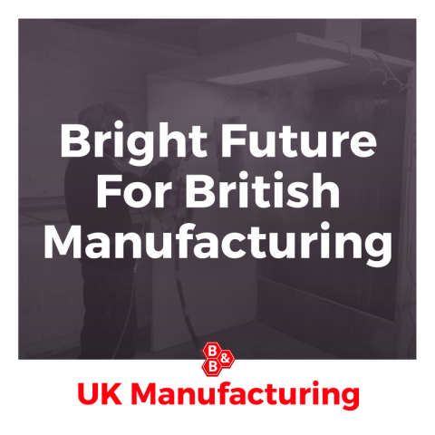 Bright Future For British Manufacturing