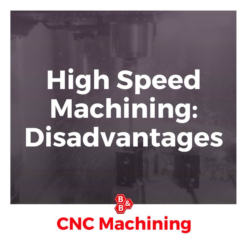 High Speed Machining_ Disadvantages