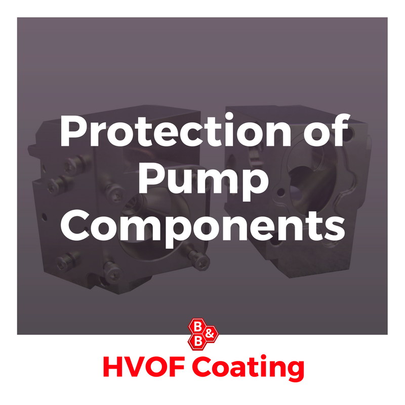 Protection of Pump Components