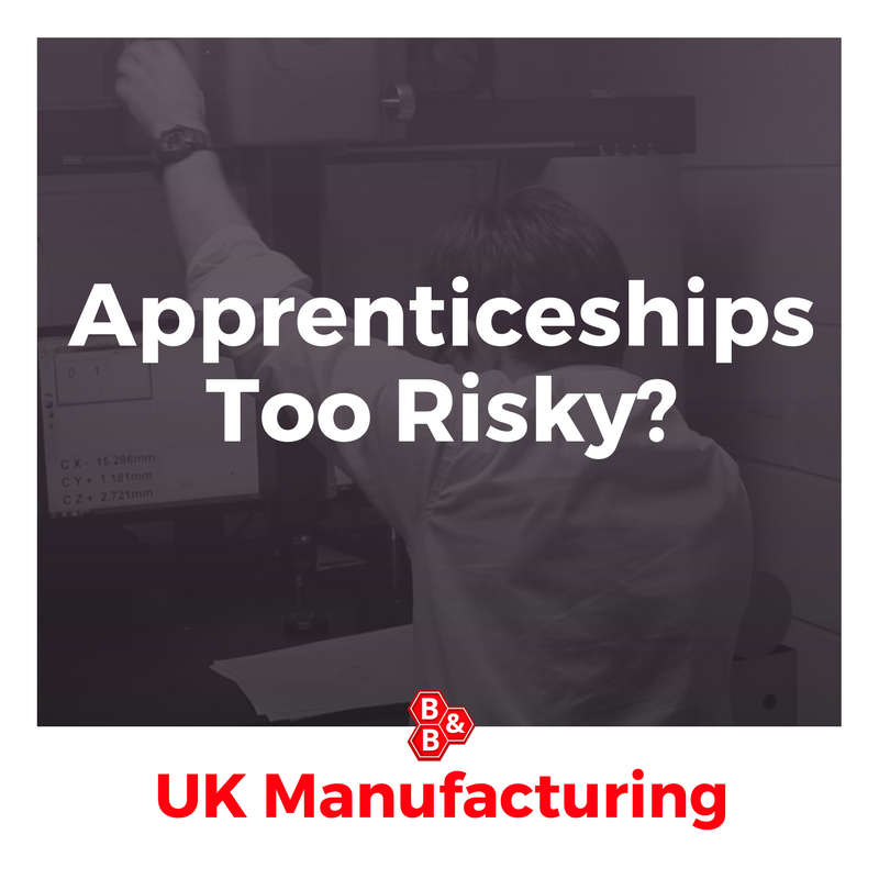 are apprenticeship too risky
