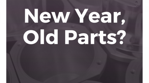 New Year, Old Parts?