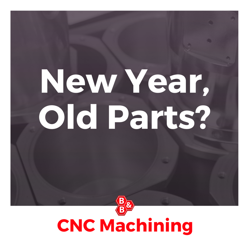 new year old parts