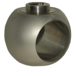 tungsten carbide ball valve