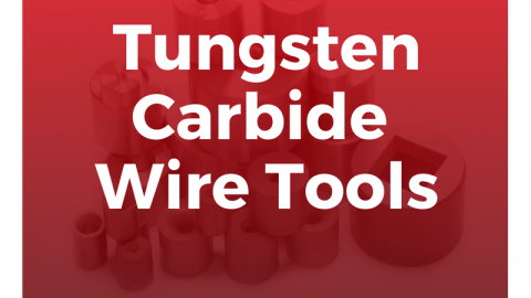 Tungsten Carbide Wire Tools