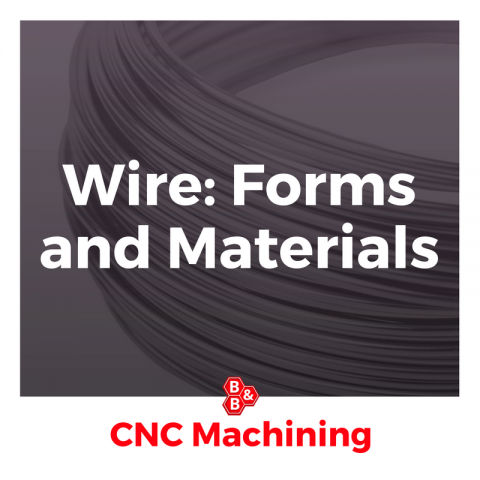Wire: Forms and Materials