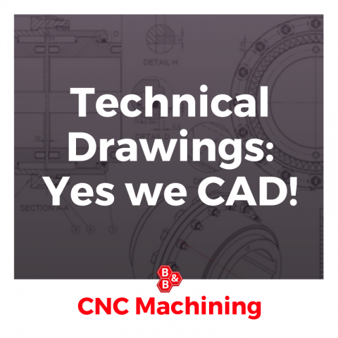 Technical Drawings: Yes We CAD!