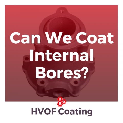 Can We Coat Internal Bores?