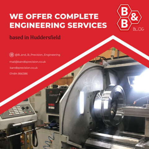 B and B Precision Engineering offer complete engineering services