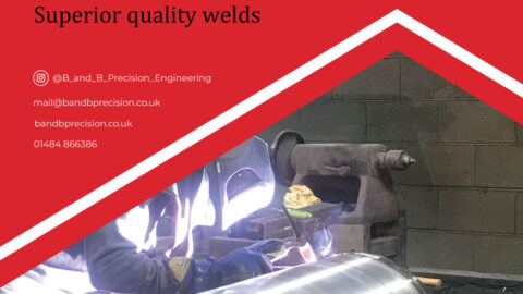TIG welding and engineering services Huddersfield