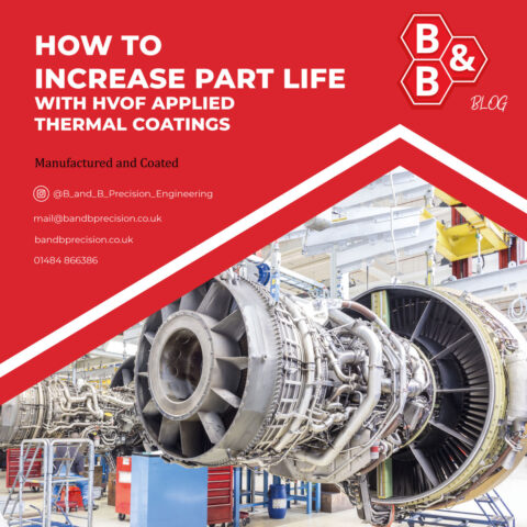 How to increase part life with HVOF applied thermal coatings