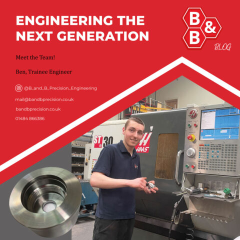 Engineering the next generation at B and B Precision
