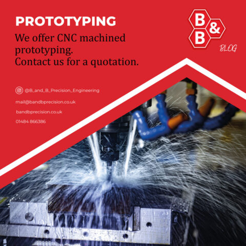 Prototyping manufacturing services Huddersfield